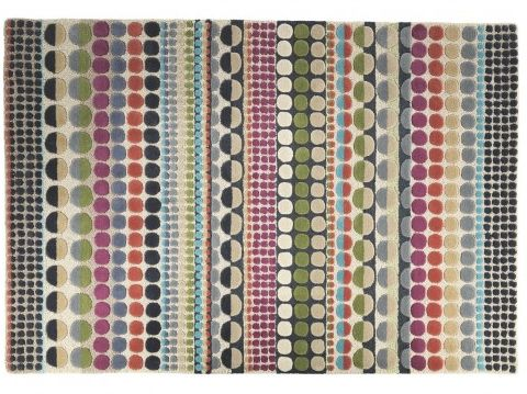 """<a href=""""https://fave.co/2PTxboP"""" target=""""_blank"""" rel=""""noopener noreferrer"""">Bloomsbury Geometric Rug,</a> was &pound;400, now &pound;280 (30% off)"""