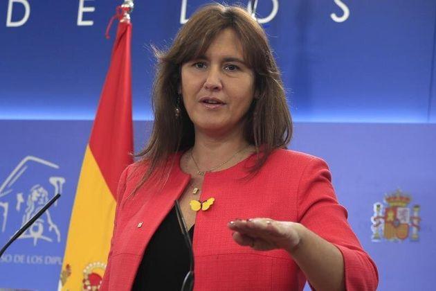 La diputada de JxCAT Laura Borràs. EFE/ Fernando