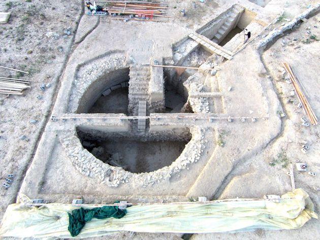Θολωτός τάφος