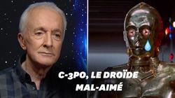 C-3PO a bien failli renoncer à