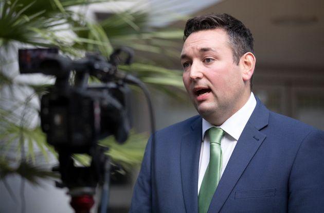 Scottish Conservative MSP Miles Briggs