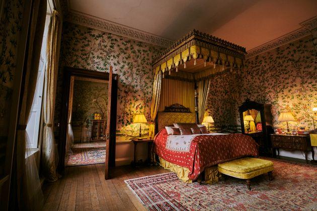 Chambre du château de