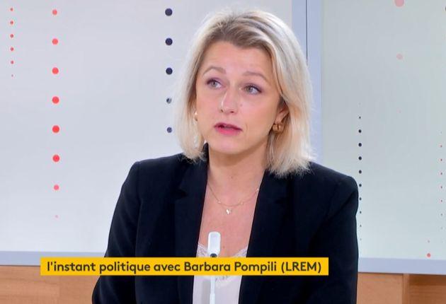 Barbara Pompili sur France Info, le 17 décembre