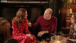 People Think Kate Middleton Shrugged Off Prince William's Hand In Awkward TV