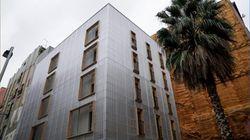 Los primeros pisos públicos de España hechos con contenedores de barco