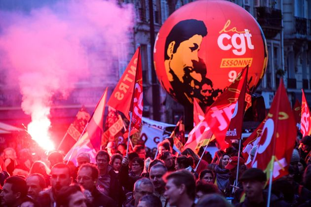 Il n'y a jamais eu autant de monde à Paris contre la réforme des retraites que ce mardi...