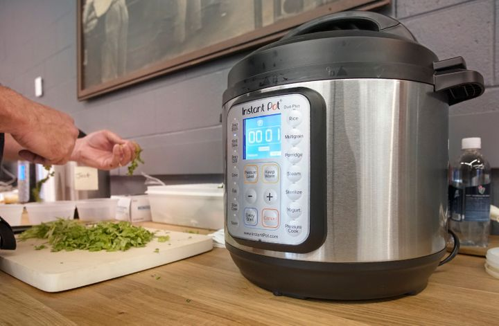 Instant Pots sold more than 200,000 units in one day in 2016.