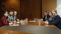 El PSOE intenta cerrar un acuerdo con ERC para que haya investidura antes de