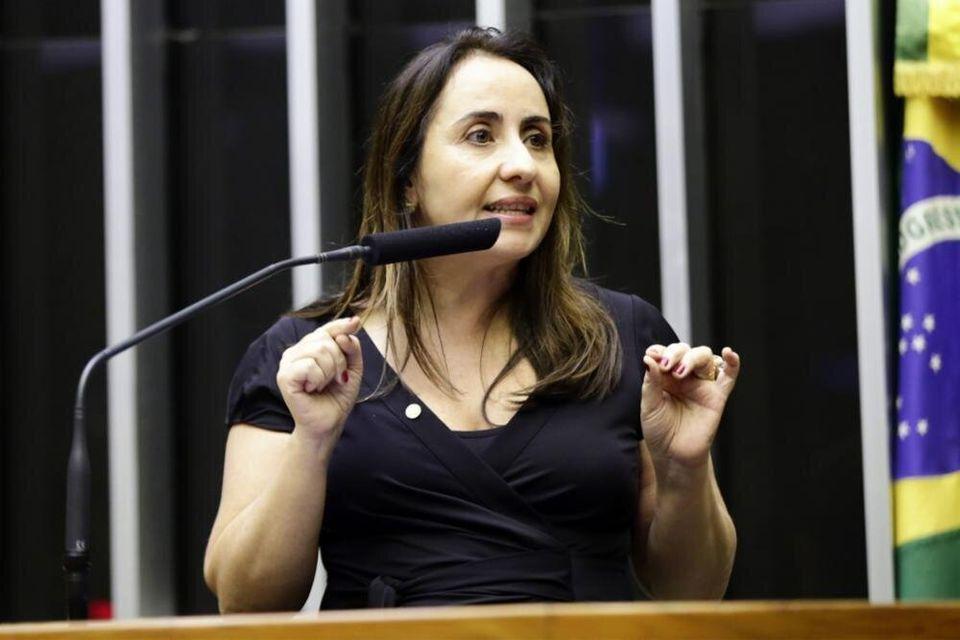 Adriana Ventura (Novo-SP) admite a necessidade do protagonismo feminino no Congresso, haja vista a dominância