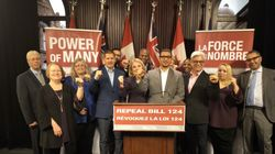 10 More Unions Join Court Challenge Of Ontario's Public Sector Wage