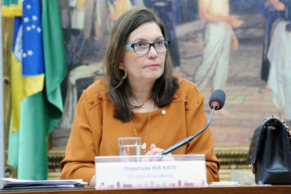 """""""Não concordo com todas as pautas, mas algumas foram importantes"""", diz Beatriz Kicis"""