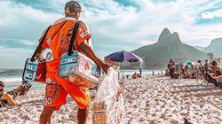 Ícone das praias cariocas, combo Biscoito Globo e mate gelado tem origens bem distantes do