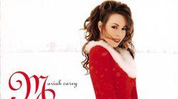マライア・キャリーの「恋人たちのクリスマス」が発売から25年でようやく全米1位に。ネットも「えっ、今?」の声