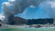 ニュージーランドスケール検索のための2欠損後の大噴火