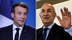 Macron a adressé ses