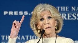 Jane Fonda a voulu