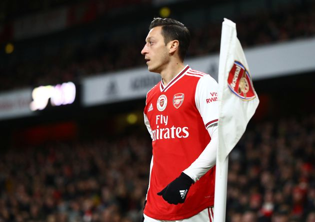 Soccer Football - Premier League - Arsenal v Manchester City - Emirates Stadium, London, Britain - December...