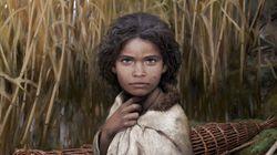 Το πρόσωπο μιας προϊστορικής μελαχρινής Σκανδιναβής αποκαλύπτεται χάρη σε «τσίχλα» 5.700