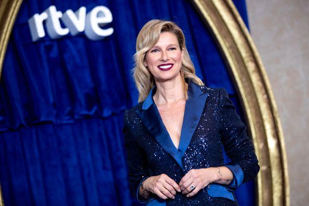 La presentadora Anne