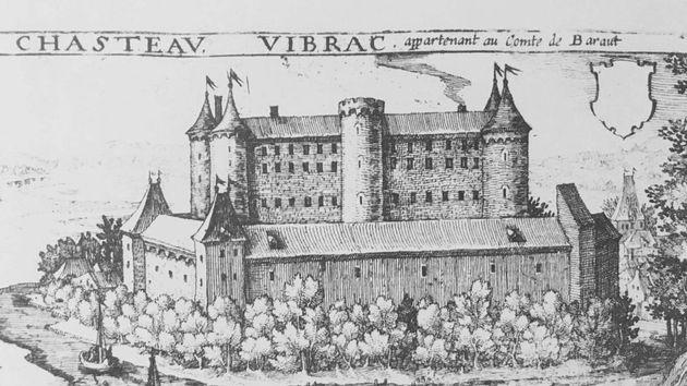 Γίνετε ιδιοκτήτης γαλλικού κάστρου για μόλις 50