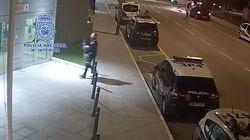 Un Policía Nacional de Lorca (Murcia) salva la vida a un niño de cuatro años que se atragantó con un trozo de