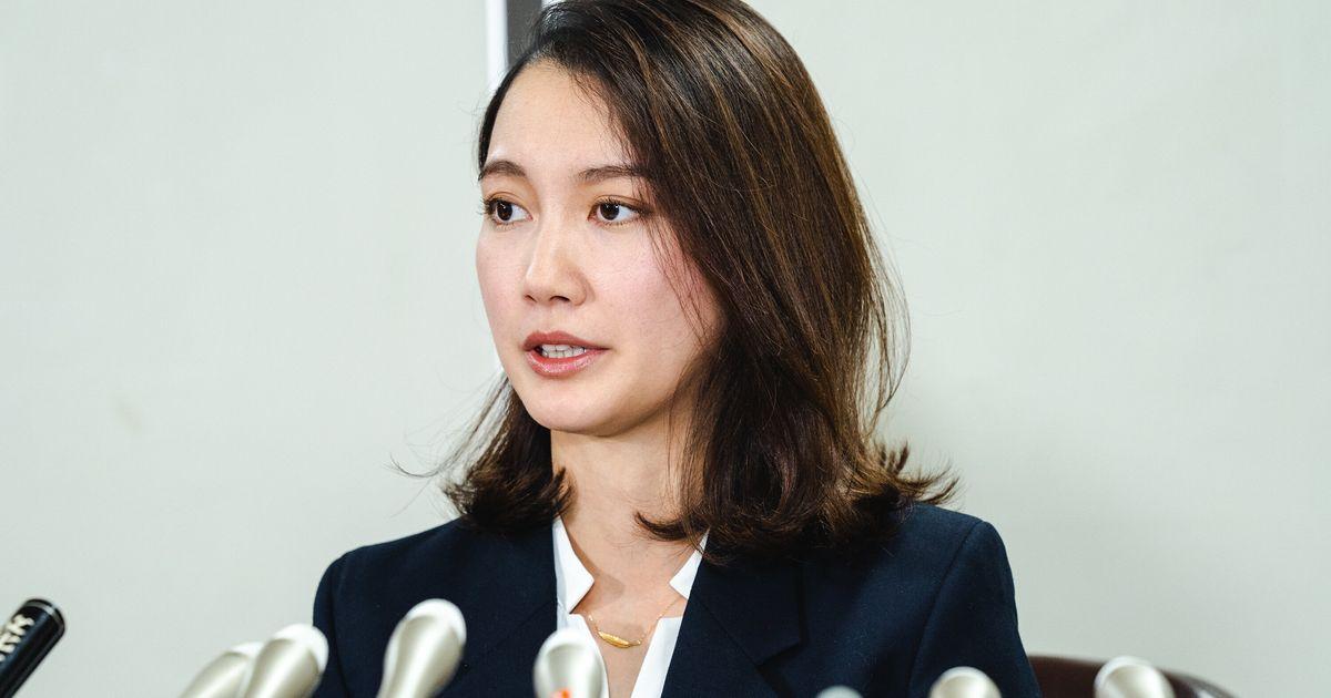 ジャーナリスト 伊藤 詩織