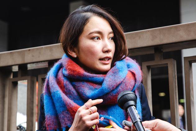 Shiori Ito, símbolo del movimiento