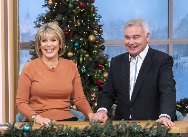 Ruth Langsford and Eamonn Holmes on This