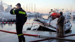 Ανάληψη ευθύνης για γκαζάκια σε δημοσιογράφο και σκάφη στη μαρίνα