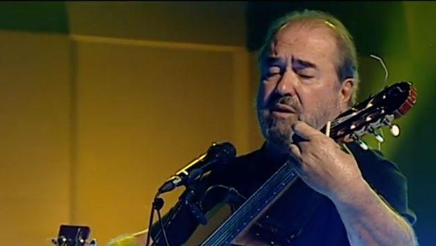 El cantautor Patxi