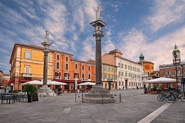Ravenna, Piazza del