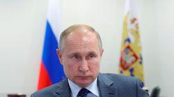 Ο Πούτιν (φαίνεται να) χρησιμοποιεί ακόμα Windows