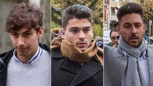 Los acusados por el caso