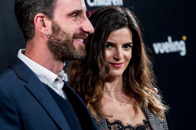 Los actores Dani Rovira y Clara
