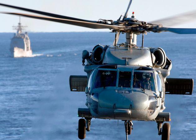 USS Leyte Gulf: Ποιό είναι το πολεμικό πλοίο του αμερικανικού ναυτικού που επισκέπτεται τον