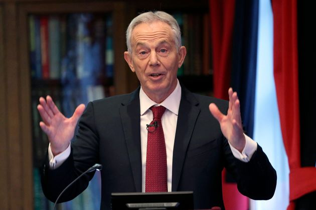 Labour Will Be 'Finished' If Its Next Leader Continues Corbyn's Politics, Tony Blair