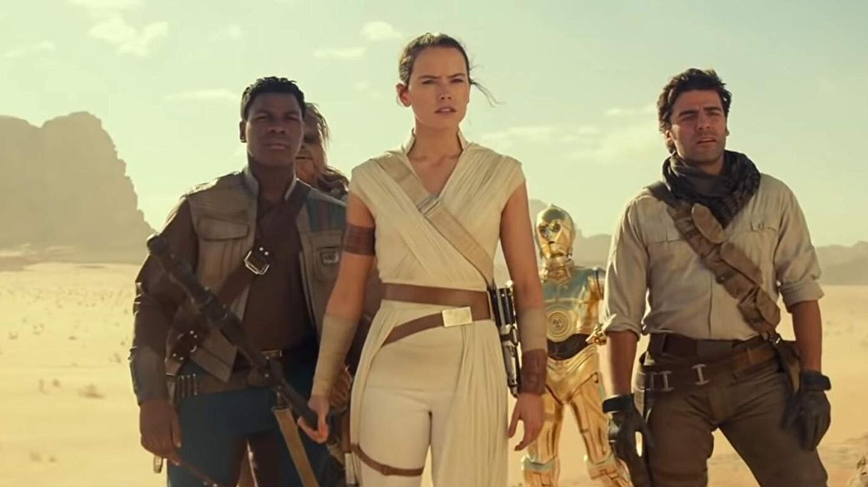 Por Qué Star Wars El Ascenso De Skywalker No Es Una Película Más De La Saga El Huffpost Life