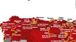 Comprueba aquí si La Vuelta a España va a pasar cerca de tu