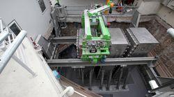 Maxioperazione della Sogin: rimosso monolite radioattivo nell'ex impianto di