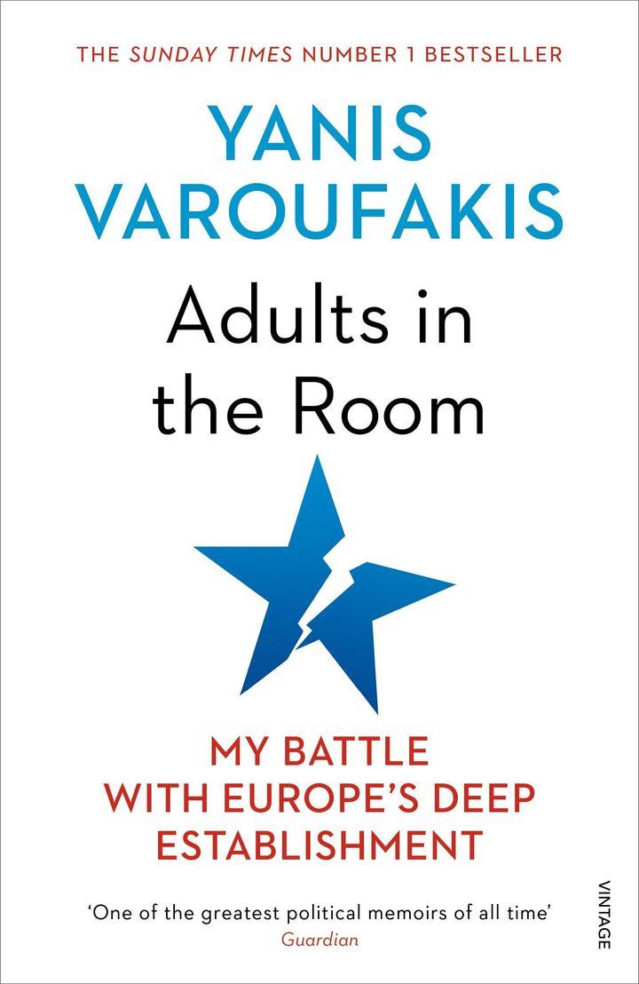 yanis varoufakis book cover