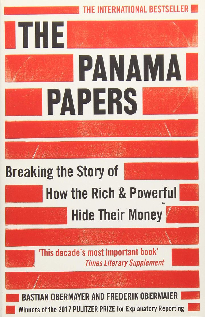 panama papers book cover