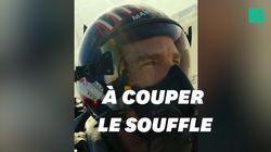Tom Cruise dévoile les coulisses ébouriffantes des scènes aériennes de Top Gun