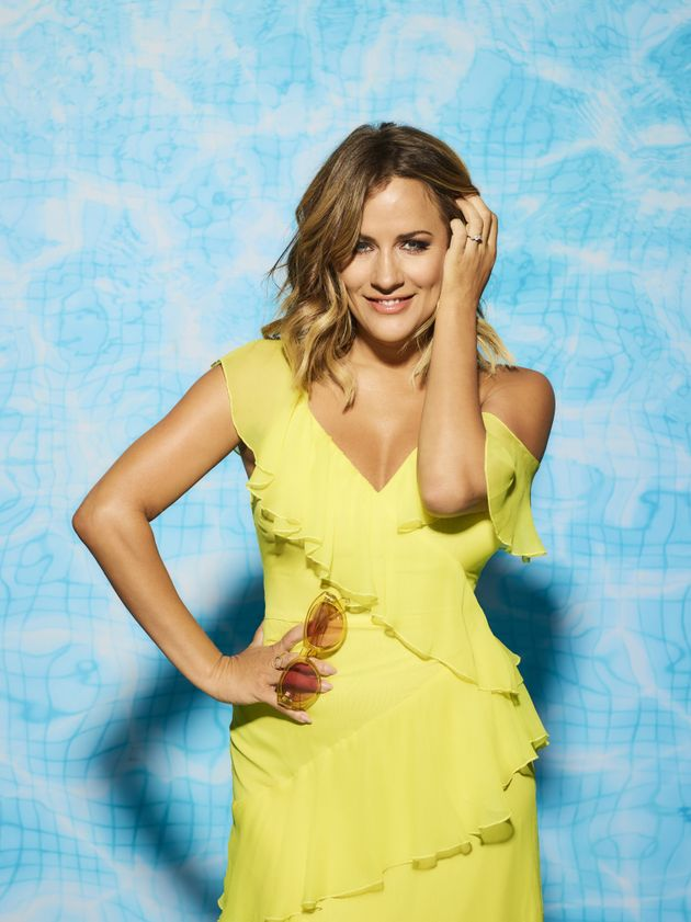 Caroline Flack has stood down as the presenter of the upcoming