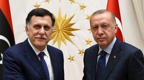 Libia/Turchia