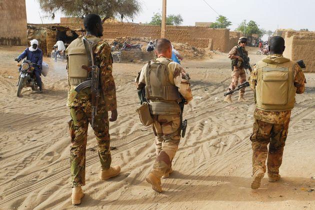 Une trentaine de militaires français devenus jihadistes depuis 2012 (photo d'illustration de soldats...
