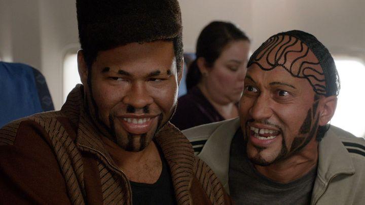 """Jordan Peele and Keegan-Michael Key in """"Key & Peele"""""""