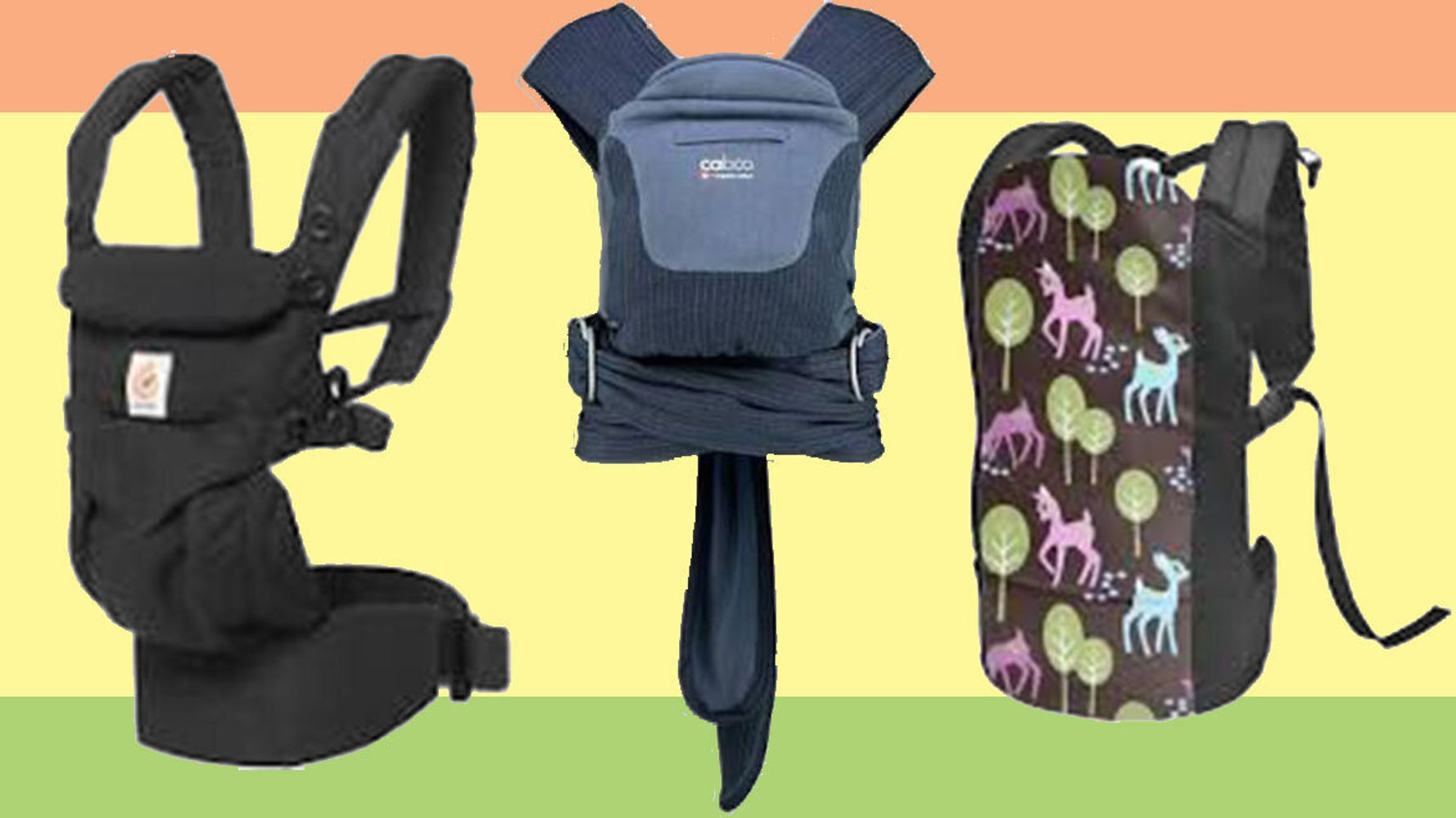 Best Baby Carriers, Slings And Wraps To Keep Your Bundle Of Joy Snug and Your Hands Free