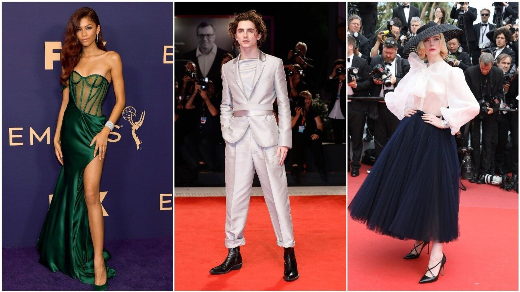 A Comprehensive Look Back At The Best Red Carpet Looks Of 2019 thumbnail