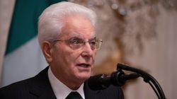 Il discorso di Mattarella alle alte cariche dello Stato: