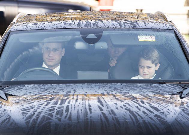 El príncipe Jorge y el príncipe